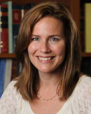 Visit Amy Coney Barrett